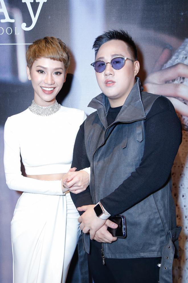 Tăng Thanh Hà bất ngờ xuất hiện tại buổi họp báo MV trở lại của Trà My Idol - Ảnh 12.