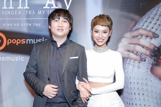 Tăng Thanh Hà bất ngờ xuất hiện tại buổi họp báo MV trở lại của Trà My Idol - Ảnh 6.