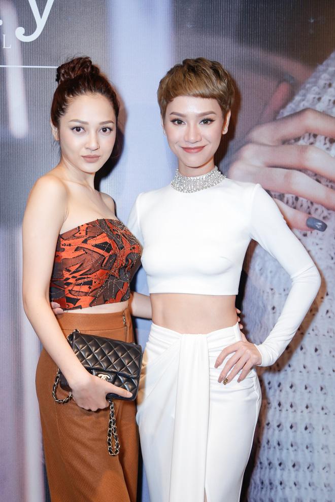 Tăng Thanh Hà bất ngờ xuất hiện tại buổi họp báo MV trở lại của Trà My Idol - Ảnh 7.