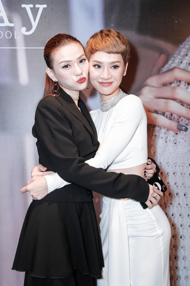 Tăng Thanh Hà bất ngờ xuất hiện tại buổi họp báo MV trở lại của Trà My Idol - Ảnh 9.