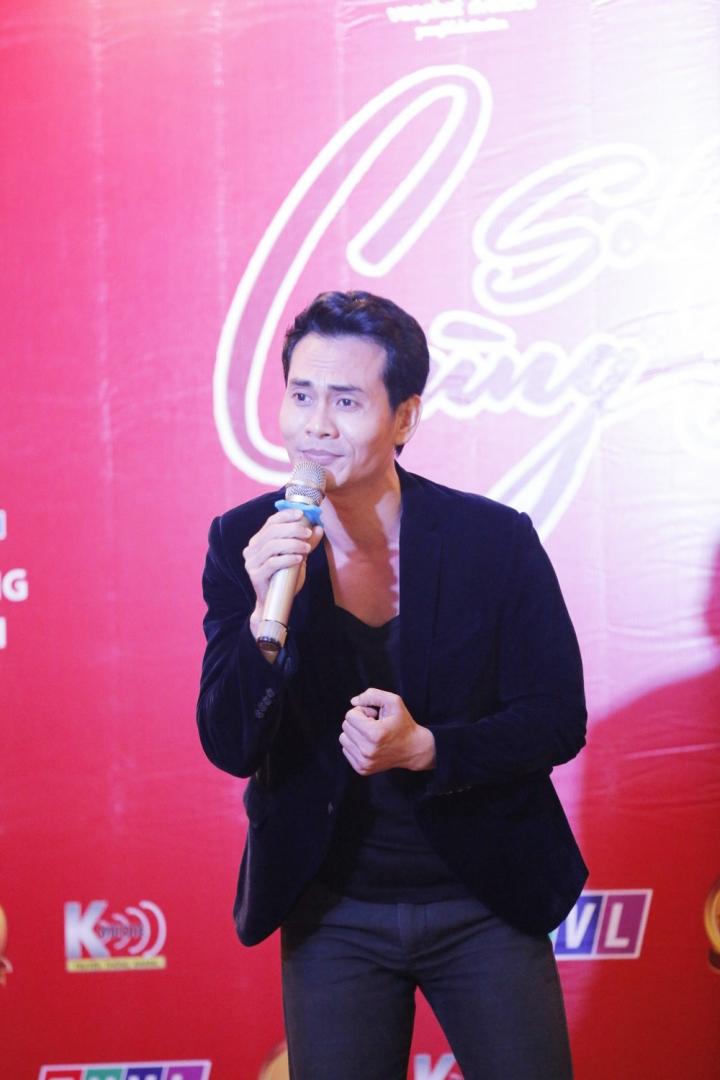 Thi sinh Le Vinh - Vong so tuyen Can Tho - Solo cung Bolero 2017 (1)