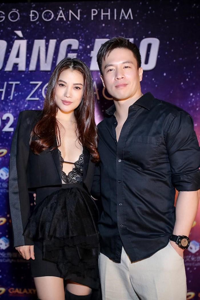 Trương Ngọc Ánh mời ngôi sao võ thuật Hong Kong đóng phim - Ảnh 2