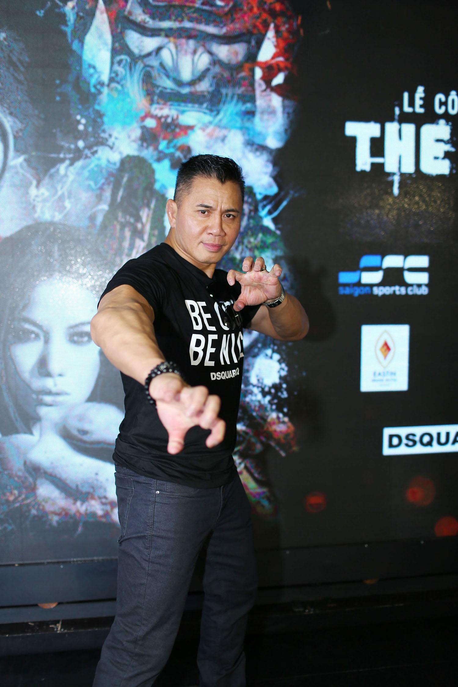 Trương Ngọc Ánh lại chơi lớn khi kết hợp ngôi sao võ thuật gốc Việt nổi nhất thế giới vào phim điện ảnh mới - Ảnh 5.