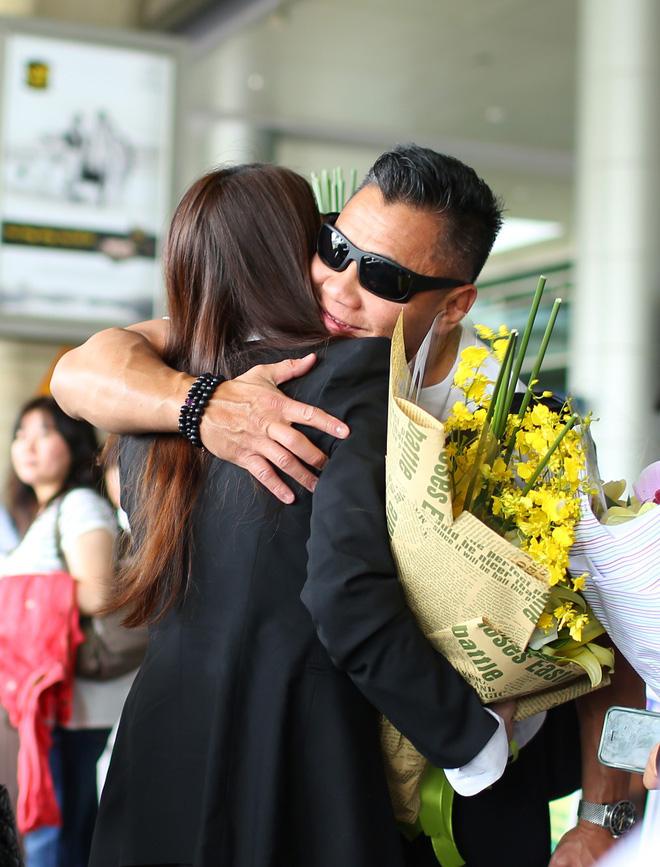 Trương Ngọc Ánh ra sân bay đón ngôi sao võ thuật gốc Việt nổi tiếng thế giới - Ảnh 4.