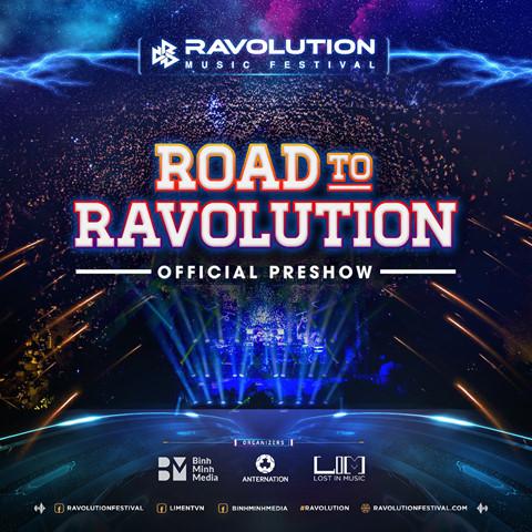 Chuỗi sự kiện Road To Ravolution 2018 dành cho sinh viên đại học