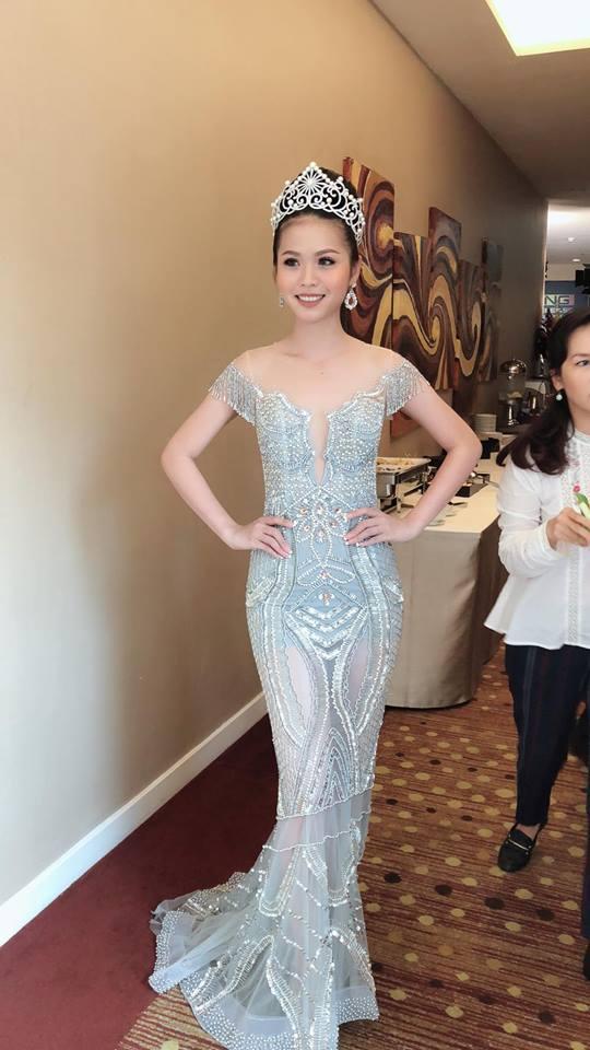 Hoa hậu Biển Việt Nam toàn cầuNguyễn Thị Kim Ngọc.