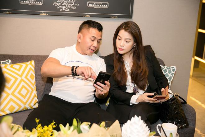 Trương Ngọc Ánh ra sân bay đón ngôi sao võ thuật gốc Việt nổi tiếng thế giới - Ảnh 9.