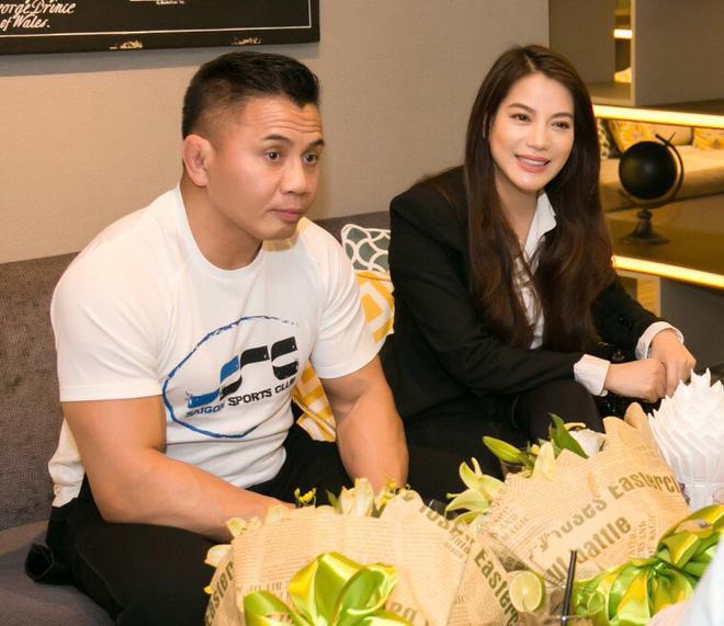 Trương Ngọc Ánh ra sân bay đón ngôi sao võ thuật gốc Việt nổi tiếng thế giới - Ảnh 10.