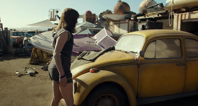 Bumblebee tung trailer đầu tiên khiến những khán giả yêu mến chàng robot ong nghệ phát cuồng - Ảnh 2.