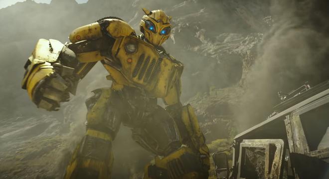 Bumblebee tung trailer đầu tiên khiến những khán giả yêu mến chàng robot ong nghệ phát cuồng - Ảnh 7.