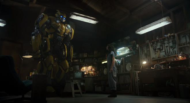 Bumblebee tung trailer đầu tiên khiến những khán giả yêu mến chàng robot ong nghệ phát cuồng - Ảnh 8.