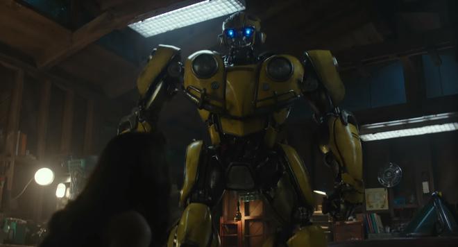Bumblebee tung trailer đầu tiên khiến những khán giả yêu mến chàng robot ong nghệ phát cuồng - Ảnh 4.