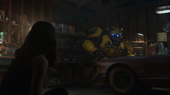 Bumblebee tung trailer đầu tiên khiến những khán giả yêu mến chàng robot ong nghệ phát cuồng - Ảnh 5.