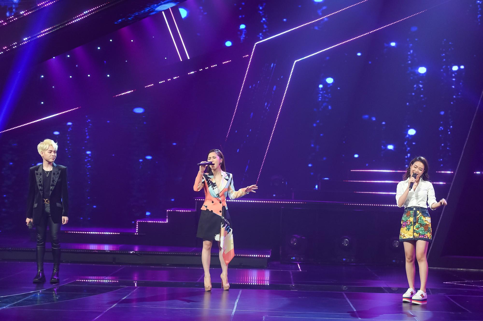 Hoàng Thùy Linh, Hương Tràm, Đức Phúc lần đầu hòa giọng tình cảm trong ca khúc chung - Ảnh 5.