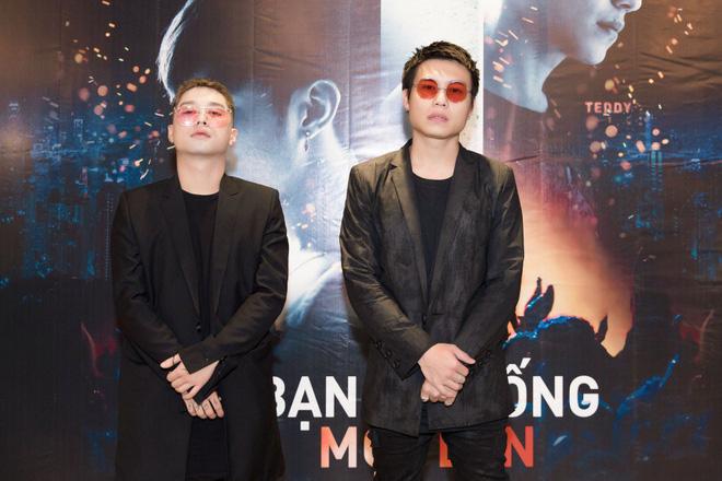 Soobin Hoàng Sơn bảnh bao trong buổi ra mắt phim điện ảnh đầu tay - Ảnh 4.