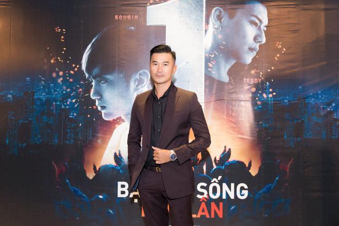 Soobin Hoàng Sơn bảnh bao trong buổi ra mắt phim điện ảnh đầu tay - Ảnh 5.