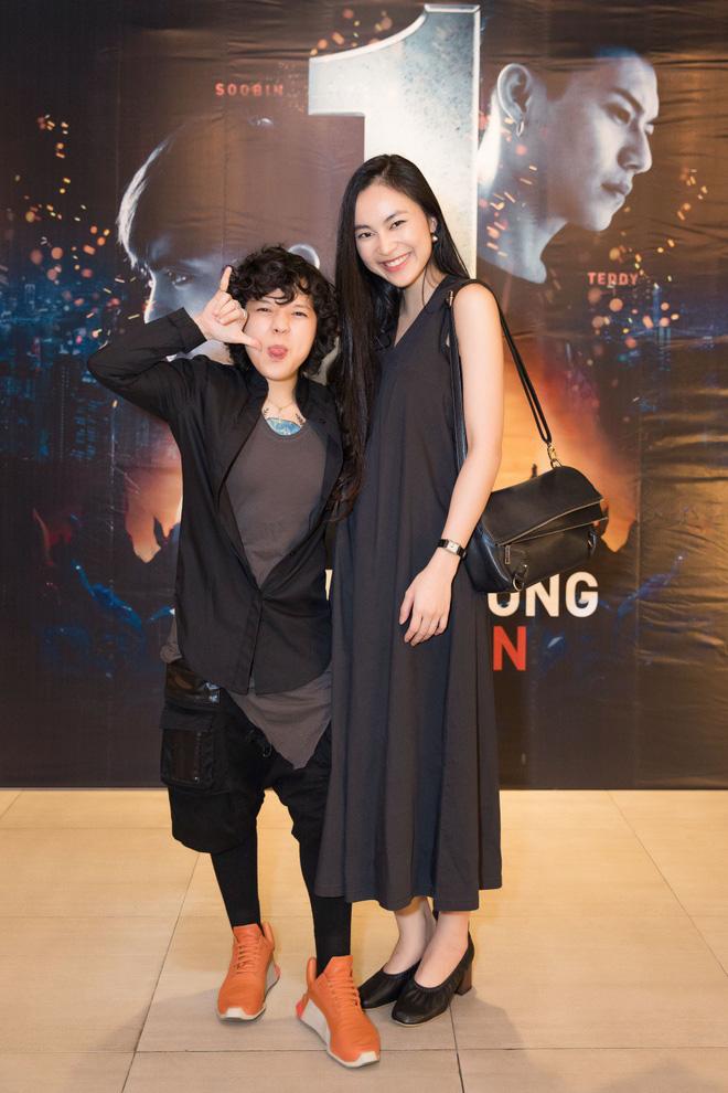 Soobin Hoàng Sơn bảnh bao trong buổi ra mắt phim điện ảnh đầu tay - Ảnh 7.