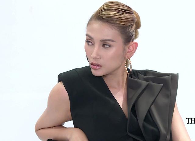Sự tự tin của Minh Hằng khiến cô nhận phản ứng gay gắt từ Võ Hoàng Yến.