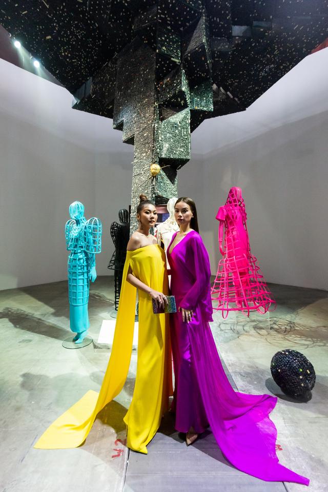 10 không gian nghệ thuật trong triển lãm Cục Im Lặng của Nguyễn Công Trí: Choáng ngợp, lộng lẫy và tuyệt đối công phu - Ảnh 27.