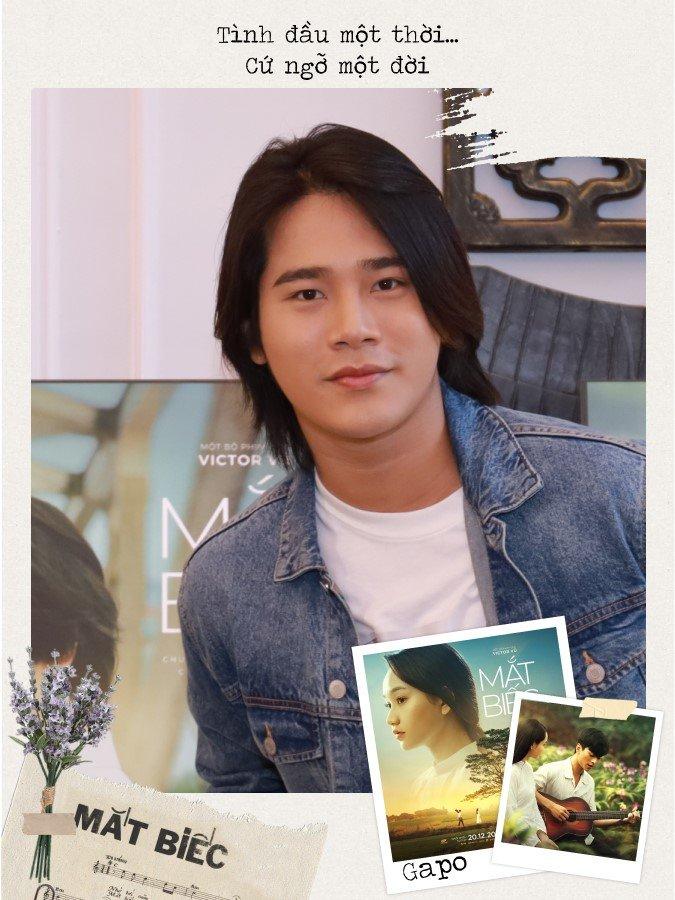 """Trần Phong đơn giản là thấy nhiều người sử dụng khung ảnh """"Mắt Biếc"""" của Gapo nên tranh thủ """"đu trend""""."""