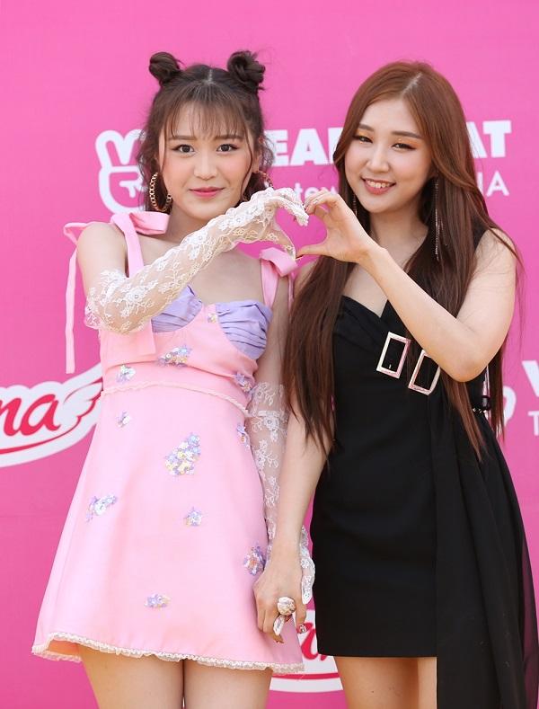 Han Sara và Jinju