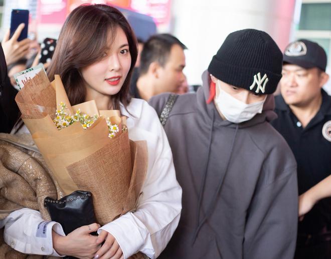 HyunA được bạn trai kém tuổi