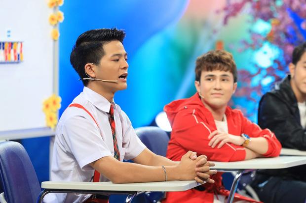 Quang Anh - Phương Mỹ Chi (The Voice Kids) cùng tranh luận về tình yêu tuổi học trò - Ảnh 8.